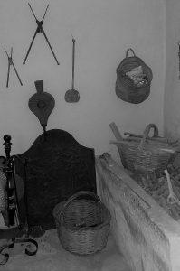 Utensilios antiguos del hogar